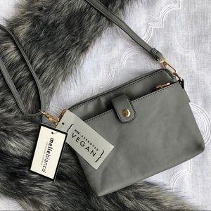 🌿SALE🌿Melie Bianco Vegan Leather Crossbody